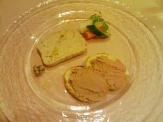 l・知床鶏のテリーヌと鶏レバーのパテ.jpg